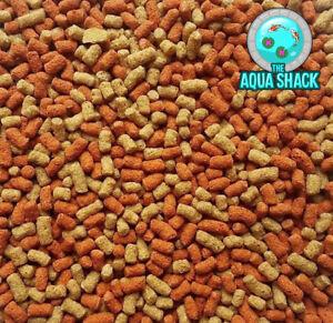 Mixed Pond Sticks Floating Fish Food - Goldfish Koi Carp Orfe Tench Coldwater