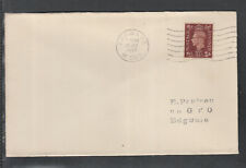 GB Great Britain United Kingdom beautiful letter from 1937            (04)