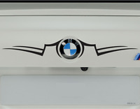 Tattoo Sticker Vinyl Decal Sticker Set For BMW Logo Car SUV M Series X Series