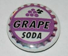 GRAPE SODA 25MM / 1 INCH BUTTON BADGE UP! CUTE