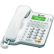 AT&T 2909 SPEAKERPHONE with Caller ID/Call Waiting Speed Dial Single Line NEW