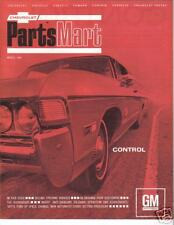 AUGUST 1968 GM PARTSMART ENGINE ANTI-DIESELING SOLENOID GOLD CUP BOATS TUNE UP