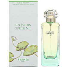 Un Jardin Sur Le Nil by Hermes Perfume Women 3.3oz Eau de Toilette Spray Sealed