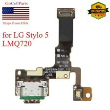 Charging Port Flex Dock Connector with Microphone For LG Stylo 5 LM-Q720