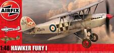 Airfix - Hawker Fury I RAF 1941 & Duxford 2012 England - 1:48 model kit NEW