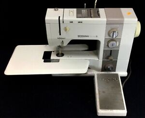 Bernina Record 930 Electronic Sewing Machine and Foot Controller