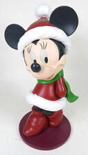 Extremely Rare! Walt Disney Minnie Mouse Christmas LE of 1885 Figurine Statue