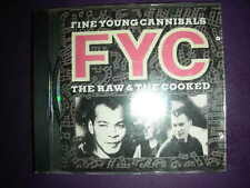 FINE YOUNG CANNIBALS The Raw & the Cooked CD c1988 IRS RECORDS