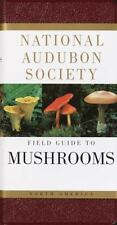 NATIONAL AUDUBON SOCIETY FIELD GUIDE TO NORTH AMERICAN MUSHROOMS(0394519922)