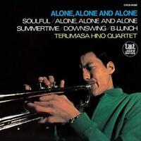 TERUMASA HINO-ALONE ALONE AND ALONE-JAPAN MINI LP CD