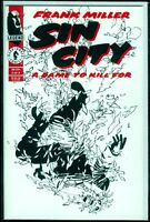 Dark Horse SIN CITY A Dame To Kill For #2 Frank Miller NM 9.4