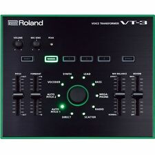 Roland AIRA VT-3 Voice Transformer Vocal Effect Processor—-free Shipping!