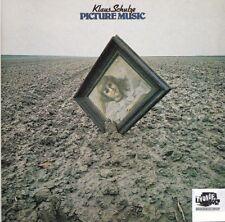 Klaus Schulze OOP UK CD Picture music NM Avant Garde Experimental Ambient