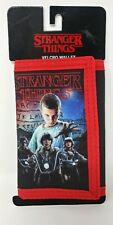 Stranger Things Velcro Wallet   A5