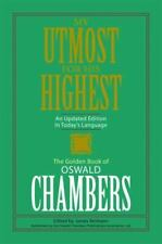 My Utmost For His Highest: Limited PB Edition Chambers, Oswald Paperback