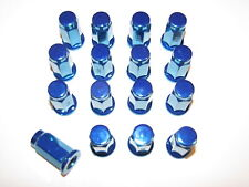 Yamaha Blue Flat ATV Lug Nut YFZ450R Banshee Raptor Blaster Warrior Grizzly 10MM