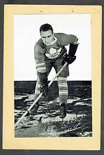 1945-64 Beehive Hockey Photo Toronto Maple Leafs' Regis 'Pep' Kelly