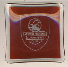 Arsenal Football Supporters' Club unused ashtray 1960's / 1970's