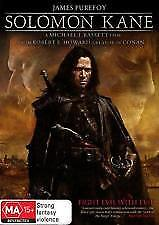 SOLOMON KANE (2009) - BRAND NEW & SEALED DVD (JAMES PUREFOY)