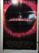 ARMAGEDDON MOVIE POSTER(1998)