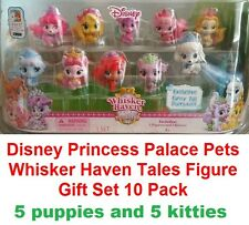 Disney Princess Palace Pets Whisker Haven Tales Figure Gift Set 10 Pack