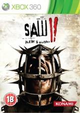 Xbox-SAW II: Flesh & Blood (BBFC) /X360  GAME NEUF