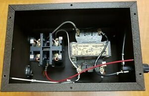Air Techniques 53081 Low Voltage Controller Relay.  NEW.  For 220VAC Compressor.