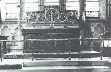 """Antique Ghost Photo Old Church Spirit in Cloak & Mask -17"""" x 22"""" Art Print-00205"""