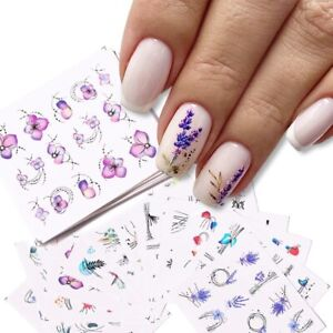 Nail Design  Sticker Pack For Nail Art