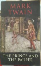 The Prince and the Pauper by Mark Twain Classics Book