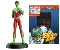 Beast Boy Figurine DC Comics Super Hero Collection Statue Peint à Main Eaglemoss