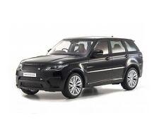 Range Rover Sport SVR Santorini Black Sealed Body Kyosho Model 1/18 #C09542BK