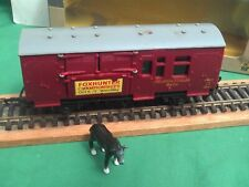 "WRENN RAILWAYS OO GAUGE 2-RAIL ""SELSDON STABLES"" BATH HORSE BOX WITH HORSE"