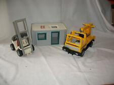 Playmobil Baugarage Abschlepper und Gabelstapler