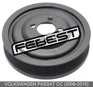 Crankshaft Pulley Engine For Volkswagen Passat Cc (2008-2015)