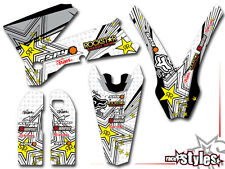 KTM SX-F EXC SMR 125 150 250 300 400 450 505 | 98-06 facotry DECORO DECAL KIT ama