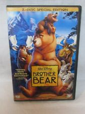 Brother Bear (DVD, 2004, 2-Disc Set, Special Edition) Walt Disney Animated Movie