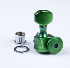 Sperzel USA Trimlok 6 in-line Green tuners NEW Auth Dealer full warranty