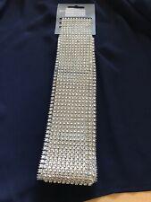 BNWT Diamonte Decorative Ribbon 2M