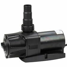 5300 GPH Aquarium Fish Pond Water Pump Submersible Fountain Waterfall Koi Filter