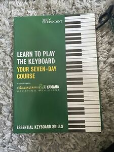 Learn How To Play The Keyboard Your Seven Day Course.  (16)