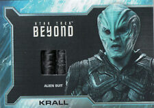 Star Trek Beyond Movie 2017, Idris Elba (Krall) Wardrobe Relic Card SR6
