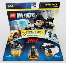 LEGO DIMENSIONS LEVEL PACK 71248 - MISSION IMPOSSIBLE - NUEVO