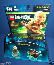 New Lego Dimensions Fun Pack 71219 LOTR LEGOLAS Elven Prince Sealed