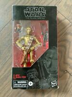 STAR WARS BLACK SERIES 6 INCH C-3PO & BABU FRIK TARGET EXCL RISE OF SKYWALKER