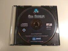 Arx Fatalis (PC, 2002) NOT FOR RESALE EAX BUNDLE VERSION Arkane Studios