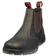 UBOK Redback slip on boots, Claret - NEW. Best Price in Aust Free freight.