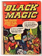 Black Magic Vol 2 #8 (#14), Very Good Condition*
