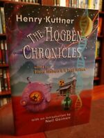Henry Kuttner The Hogben Chronicles Neil Gaiman F Paul Wilson Signed Limited