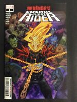 REVENGE OF THE COSMIC GHOST RIDER #1-3 SCOTT HEPBURN MAIN COVER - MARVEL/2020